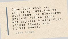donne essay john love negative poem I really want to email camp/adventures about my experience but i know i'll write an essay and i don't know if i'm prepared for that bard college at simons rock.