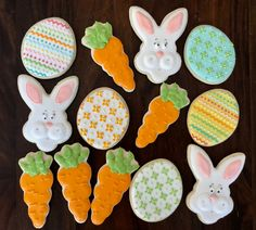 Easter set by Erica @ Snickerdoodledoo