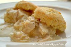 ~Stella B's Kitchen: Chicken Gravy {Chicken & Biscuits}