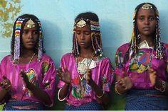 Africa | Tigre women - Festival Eritrea 2006 - Asmara Eritrea. | © Hans van der Splinter