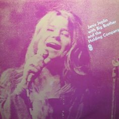 Big Brother & The Holding Company - Janis Joplin With Big Brother And The Holding Company (Vinyl, LP, Album) at Discogs