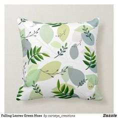 Custom Pillows, Autumn Leaves, Your Design, Cottage, Patio, Throw Pillows, Make It Yourself, Bed, Outdoor Decor