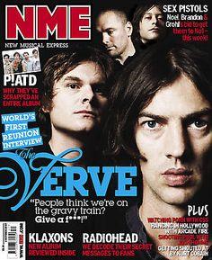 The Verve : Glasgow Academy | NME.COM