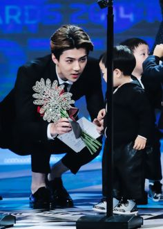 Sehun, be the father of my babyyyyys