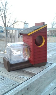ISU Cyclones Squirrel Feeder