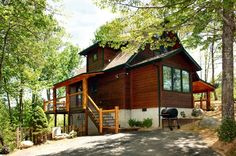 Rainbow Falls - Gorgeous 2 bedroom with a gorgeous view! See more here - http://www.parksidecabinrentals.com/gatlinburg-cabins-102-rainbow-falls