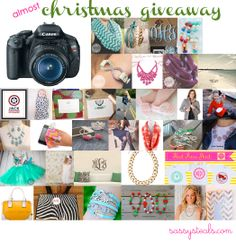 Giveaway | Sassy Steals enter to win a Canon rebel and more!