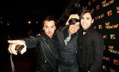 Thirty Seconds To Mars - Shannon Leto, Tomo Milicevic and Jared Leto ₪ Ø lll ·o.