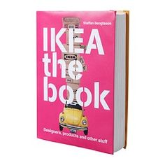 IKEA - IKEA THE BOOK, Book, The designers behind the furniture at IKEA have long been anonymous to most of us. IKEA THE BOOK brings them into the light and tells about their creations in the celebrated world of Scandinavian design.