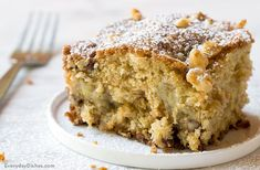 Moist, nutty and slightly tropical, this one-hour pineapple coffee cake recipe is amazingly moist and definitely one for the books.