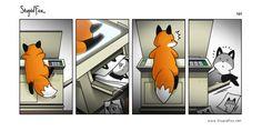 stupid FOX!!! Love it!