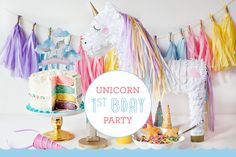 Make your baby's first birthday party magical with these easy ideas