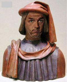 De ruina mundi: Dalla lettura di Squinzi alla statua di Matteo Ren...