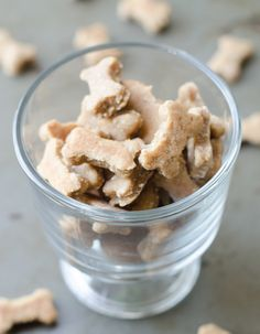 Peanut-butter-dog-treats