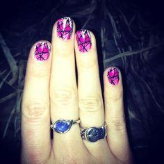 Muddy Girl Camo  | Muddy Girl Camo Nails.. getting gels done soon... good idea :) | Nails