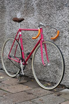 FIXED GEAR GIRL TAIWAN: Pink Vivalo