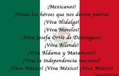 """¿Estás listo? Casi es El día de Independencia de México. Although more Americans can pronounce """"Cinco de Mayo"""", el dieciséis de septiembre is actually a national Mexican holiday. And not just ANY h..."""