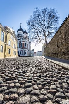 Tallin's orthodox cathedral by João Barcelos, via 500px - Courtesy of Estonian Experience - Private Tallinn Tours & Baltic Tours - #Tallinn #Estonia - http://estonianexperience.com