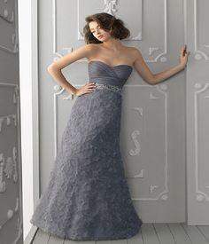 bridesmaid long dresses