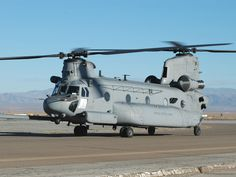 US Army CH-47 Going Grey