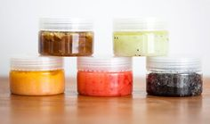 Homemade Face Scrubs for Every Skin Type
