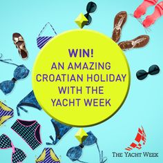 From 12pm Sunday 10th March you can snap up these hotties with up to 60% off on ASOS. Plus, win an amazing Croatian party holiday with The Yacht Week for you and 5 friends!