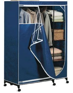 Conveniently Store And Protect Your Seldom Worn Clothes In The Basement  Spare Room Attic Or Garage · Portable Wardrobe ClosetOrganize ...