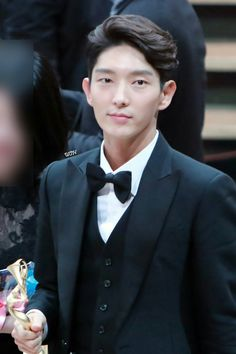 Lee joon gi ❤ SAF awards sbs 2016
