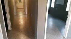 Epoxy Tile Flooring in Office in Fort Wayne, Indiana. Anxiety Disorder Treatment, Concrete Contractor, Congratulations To You, Decorative Concrete, Tile Flooring, Epoxy, Indiana, Stairs, Home Decor