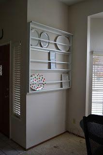 The House That Ag Built: Platter Holder Tutorial