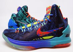 "Nike KD V ""What the KD"""