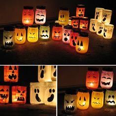 Halloween: three deco tips easy to achieve - Diy Halloween Diy Halloween, Theme Halloween, Easy Halloween Decorations, Halloween Images, Halloween Birthday, Happy Halloween, Manualidades Halloween, Amazing Pictures, Respect