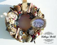 #fall #wreathes #autumn #home #ősz #ajtódísz