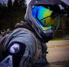 AFX FX-41 DS Helmet.    http://afxhelmets.com/europe/dualSport/specs/fx-41ds_specs.html