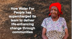 Water For People - The GC Index