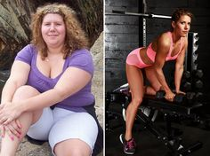 This Woman Is Proof That Hitting The Gym Can Transform Your Life