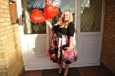 What Laura Loves: GIVEAWAY | Valentines Day Outfit with Scarlett and...