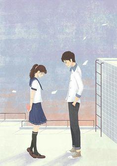 66 Ideas for wall paper anime couple art Cute Couple Art, Anime Love Couple, Couple Cartoon, Girl Cartoon, Cartoon Art, Wattpad Cover Template, Wattpad Book Covers, Wattpad Books, Anime Couples