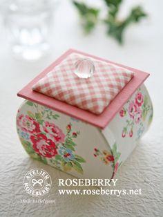 Adorable Little Treasure Box