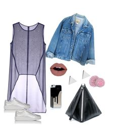 """""""Untitled #148"""" by tavann ❤ liked on Polyvore featuring Jennifer Meyer Jewelry, Taylor, Prada Sport and McQ by Alexander McQueen"""