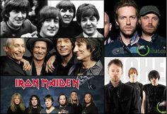 8 Band asal Inggris yang paling Populer dan Terkenal di Dunia