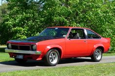 """1974 Holden LX Torana SS """"A9X"""" Hatchback. Made in Australia by: General Motors Holden, it is 1 of only 99 unit build at there plant in Melbourne, Victoria."""