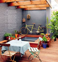 Journal of Interior Design - Interior design, decoration and inspiration for your home: 20 bicycle storage solutions