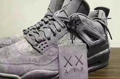 07e071a506c A Sample Pair Of The KAWS x Air Jordan 4 Is Up For Grabs Sneaker Art