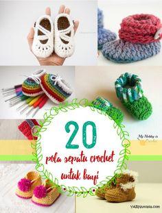 free baby booties crochet pattern :::::::