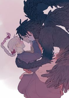 Howl's Moving Castle: Sophie and Howl