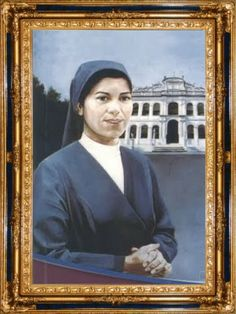 January 7 - Blessed Lindalava Justo de Oliveira