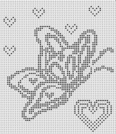 BUTTERFLY LOVE CROCHET AFGHAN PATTERNS