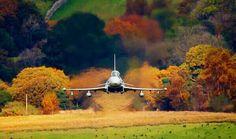 Autumnal typhoon