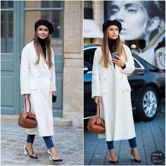Cómo llevar ... Una Boina - How to Wear ... A Beret - Samivida